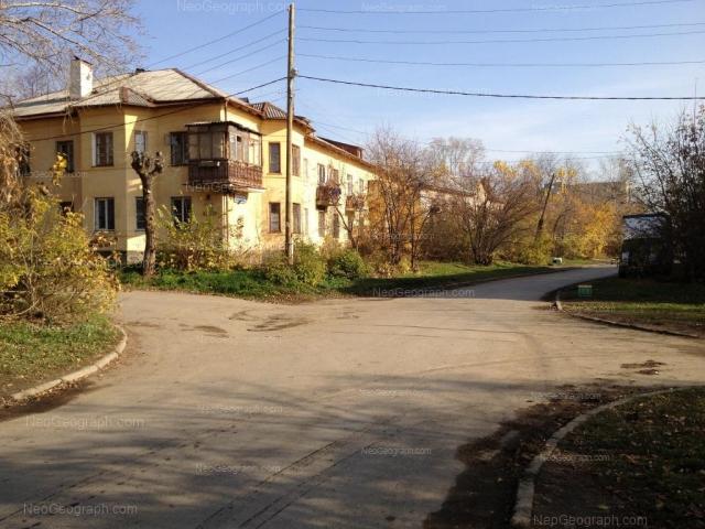 Address(es) on photo: Visokiy lane, 2, Yekaterinburg