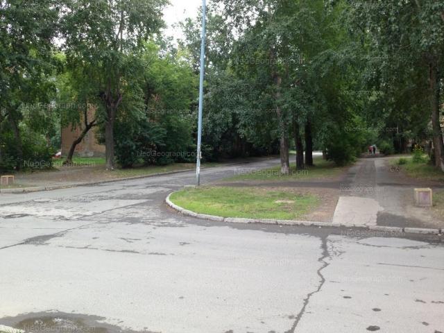 Address(es) on photo: Donskaya street, 50, Yekaterinburg