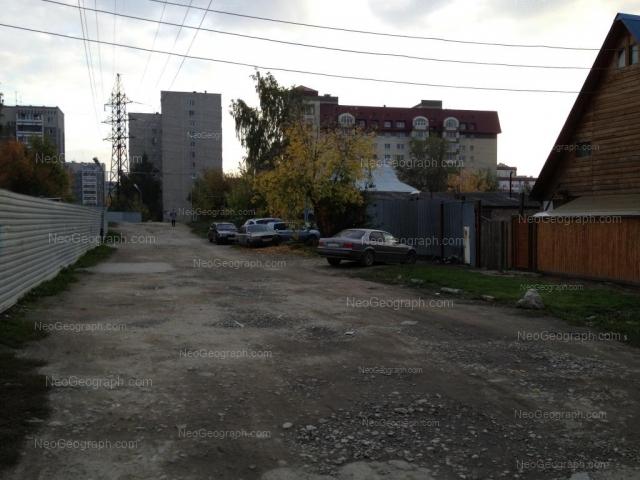 Address(es) on photo: Vikulova street, 26, 26А, 28А, Yekaterinburg