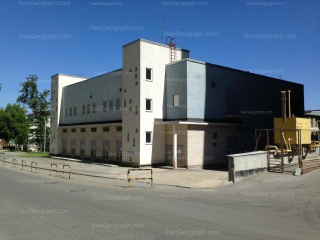 Адрес(а) на фотографии: улица Попова, 31, Екатеринбург