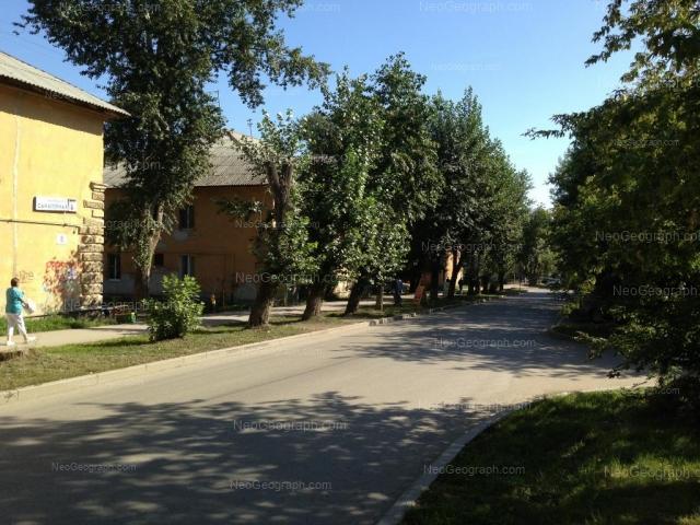 Адрес(а) на фотографии: Санаторная улица, 16, Екатеринбург