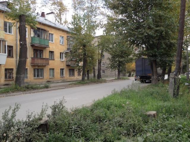 Адрес(а) на фотографии: Выездной переулок, 4, 6, Екатеринбург