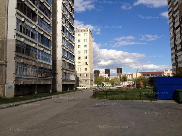 Адрес(а) на фотографии: улица Восстания, 56/3, 58, 58а, Екатеринбург