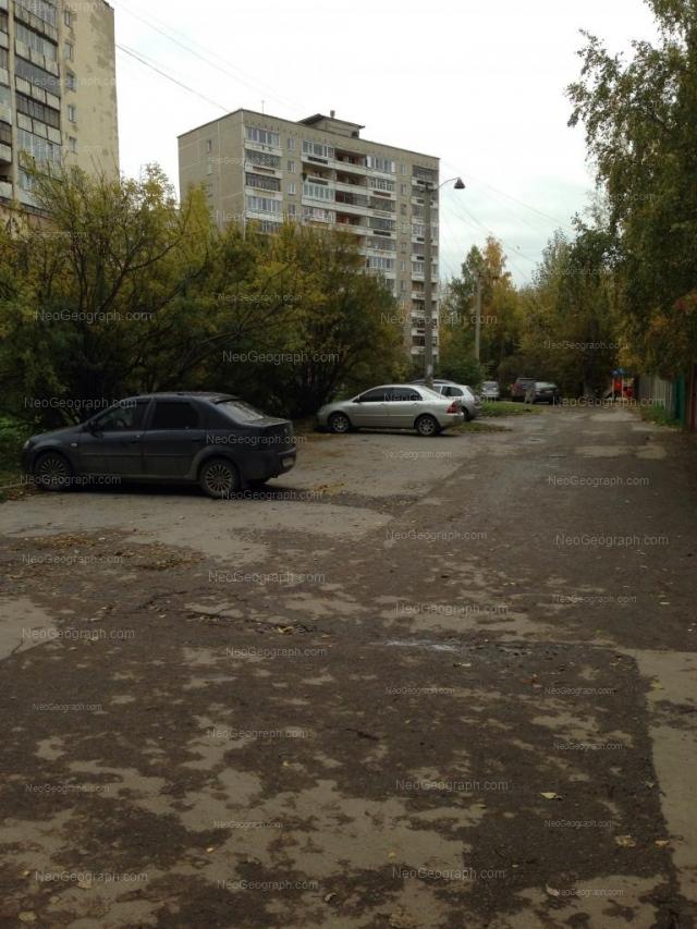 Адрес(а) на фотографии: улица Металлургов, 40/3, Екатеринбург