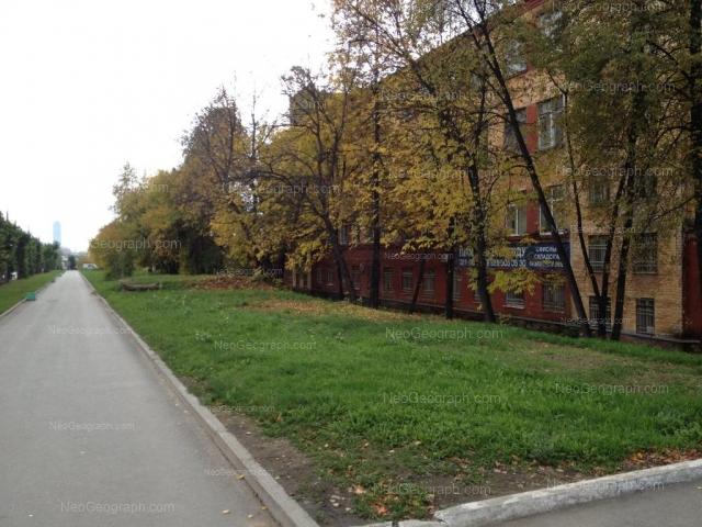 Адрес(а) на фотографии: проспект Космонавтов, 9, 11, Екатеринбург