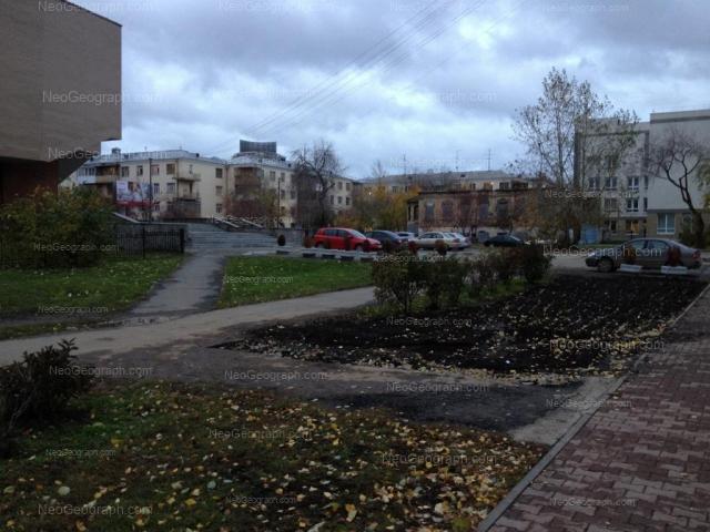 Адрес(а) на фотографии: Пестеревский переулок, 3, Екатеринбург