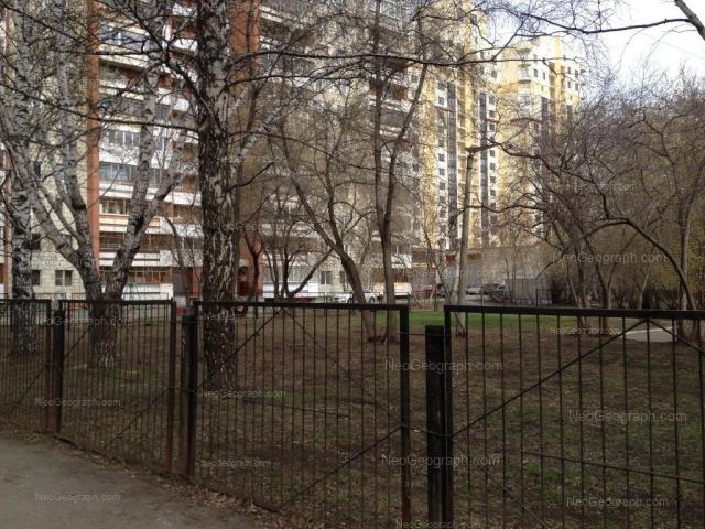 Адрес(а) на фотографии: Ясная улица, 18, 20д, Екатеринбург