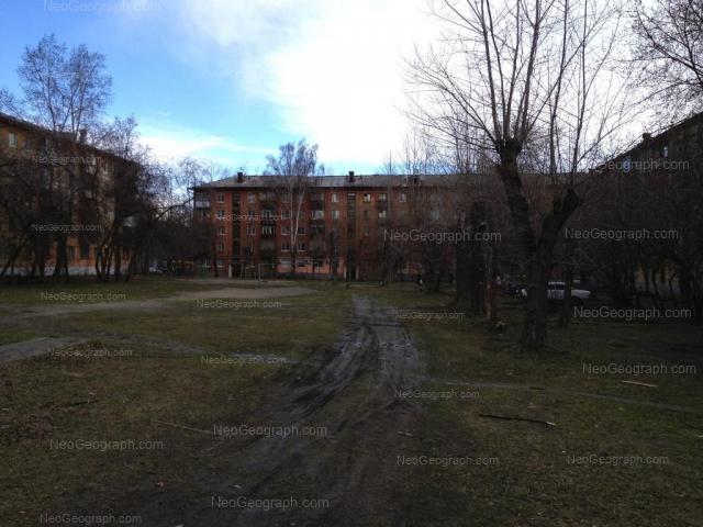 Адрес(а) на фотографии: Техническая улица, 41, 43, Екатеринбург