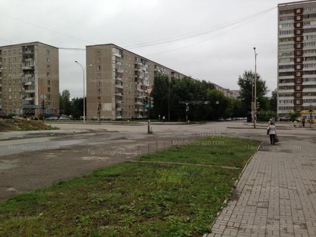 Address(es) on photo: Vosstaniya street, 108, 110, Yekaterinburg