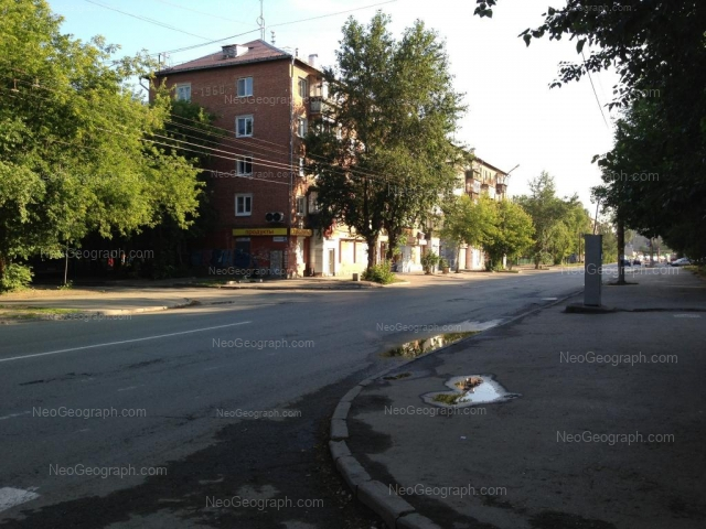 Адрес(а) на фотографии: улица Ильича, 65, Екатеринбург