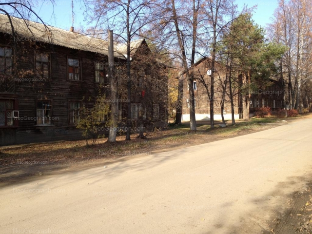 Адрес(а) на фотографии: Запорожский переулок, 3, 5, 7, Екатеринбург