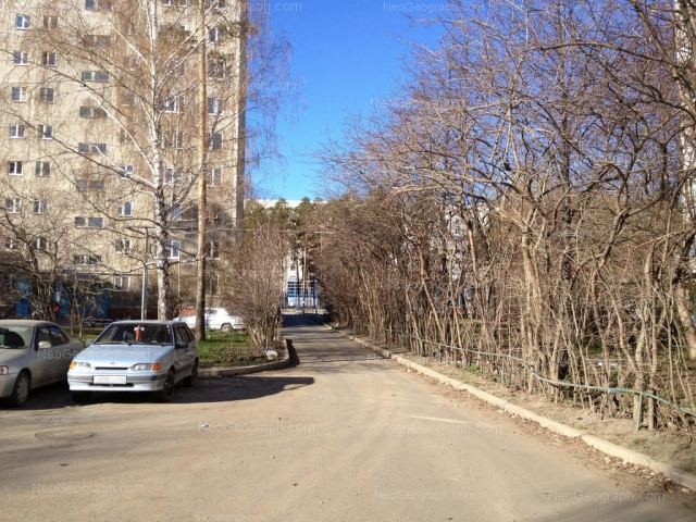 Адрес(а) на фотографии: Волгоградская улица, 180, 187, Екатеринбург