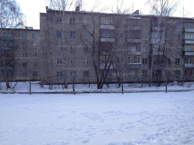 Адрес(а) на фотографии: улица Серафимы Дерябиной, 11, 13, Екатеринбург