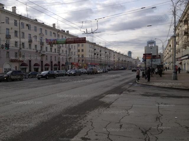 Адрес(а) на фотографии: улица Свердлова, 25, 56, 58, Екатеринбург