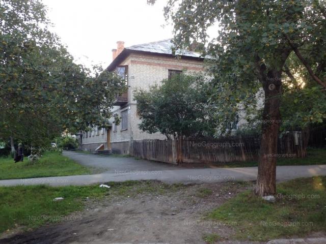 Address(es) on photo: Polzunova street, 12, Yekaterinburg