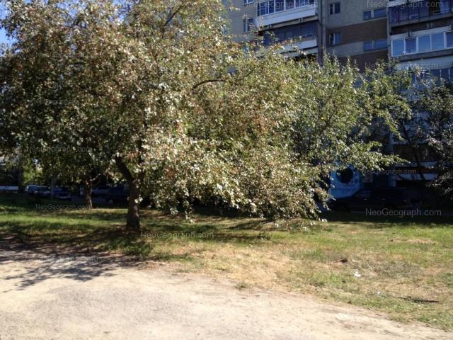 Адрес(а) на фотографии: улица Высоцкого, 2, Екатеринбург