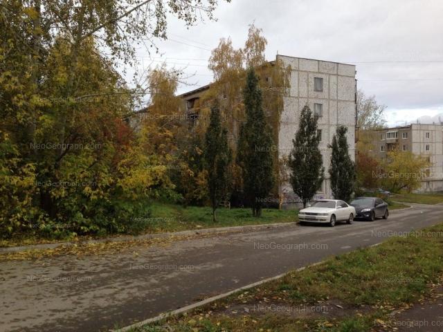 Адрес(а) на фотографии: Заводская улица, 43 к4, 43/3, Екатеринбург