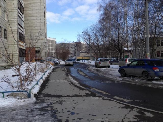Адрес(а) на фотографии: Посадская улица, 44/2, 44/3, 44/4, Екатеринбург