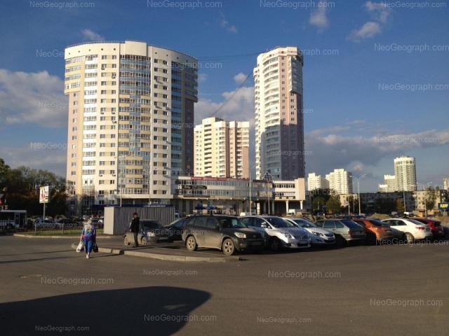 Адрес(а) на фотографии: улица Белинского, 169б, 222, Екатеринбург