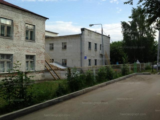 Адрес(а) на фотографии: Кировградская улица, 77, Екатеринбург