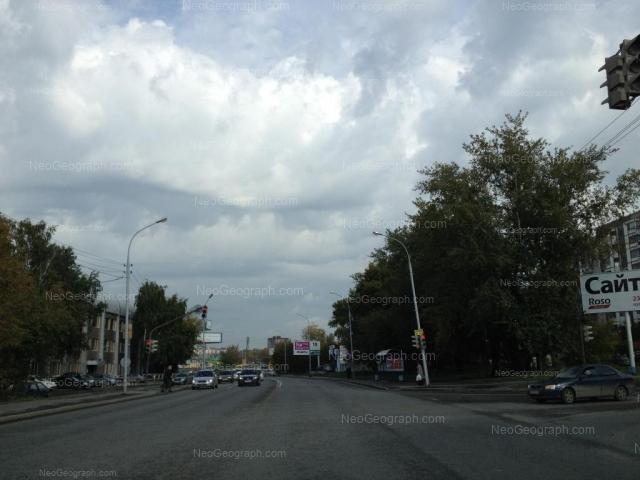 Адрес(а) на фотографии: улица Анны Бычковой, 10, Екатеринбург