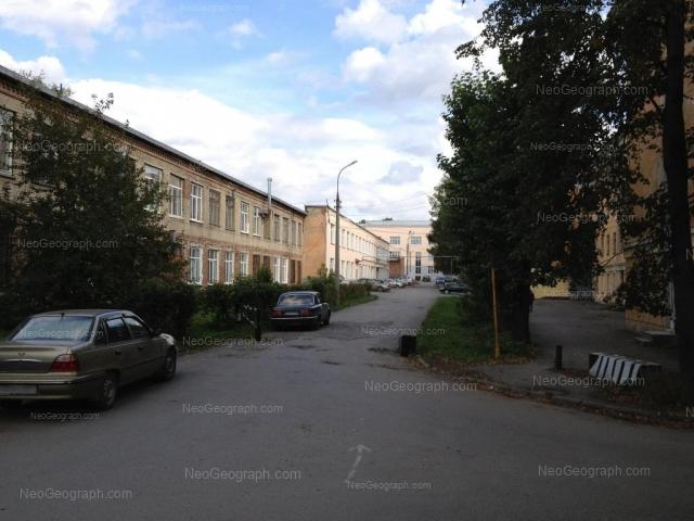 Адрес(а) на фотографии: Сибирский тракт, 35, 37, Екатеринбург