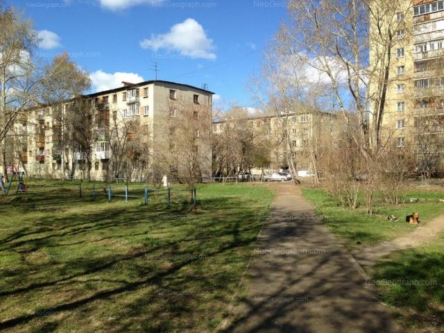 Адрес(а) на фотографии: Техническая улица, 38, 38а, 40, Екатеринбург