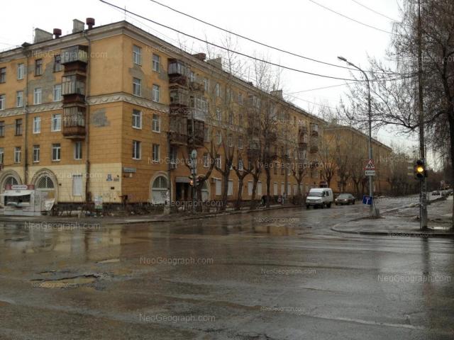 Адрес(а) на фотографии: улица Бабушкина, 20, 22, Екатеринбург