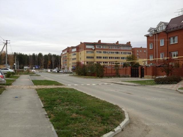 Адрес(а) на фотографии: Кольцевая улица, 28, Екатеринбург