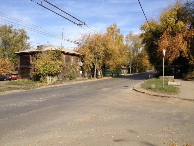 Адрес(а) на фотографии: Самолётная улица, 24А, Екатеринбург