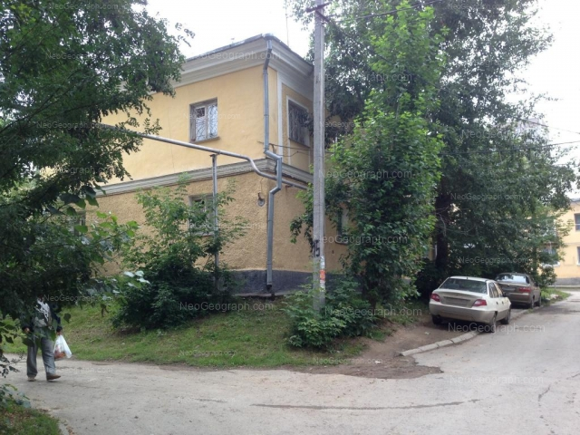 Address(es) on photo: Entusiastov street, 32А, Yekaterinburg