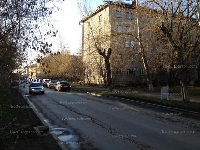 Адрес(а) на фотографии: улица Данилы Зверева, 21, Екатеринбург