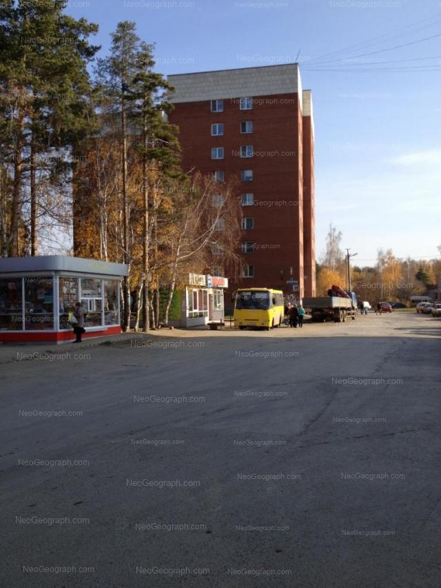 Address(es) on photo: Dagestanskaya street, 34, 34 к1, Yekaterinburg