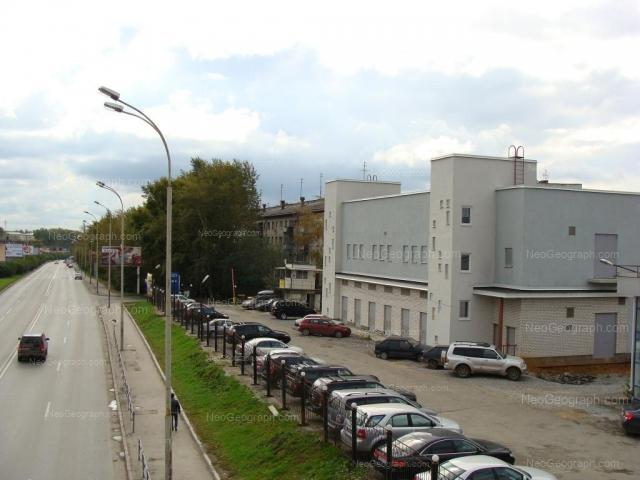 Адрес(а) на фотографии: Восточная улица, 34, Екатеринбург
