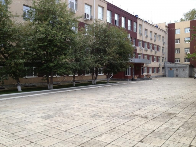Address(es) on photo: Otdelniy lane, 3, Yekaterinburg