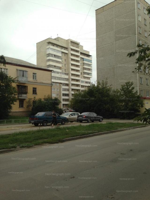 Адрес(а) на фотографии: Агрономическая улица, 4Б, 6, 6А, Екатеринбург