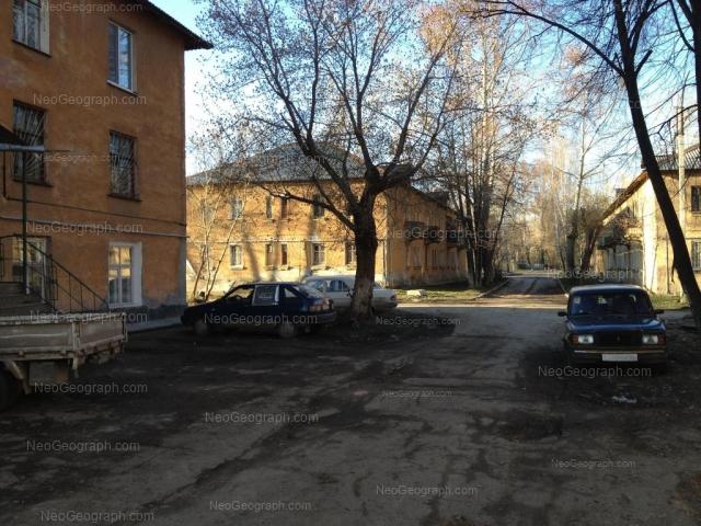 Address(es) on photo: Irbitskaya street, 6А, 8А, Yekaterinburg
