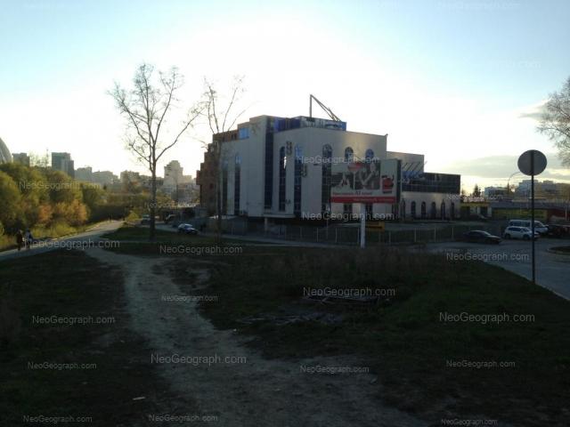 Адрес(а) на фотографии: улица Куйбышева, 38А, Екатеринбург