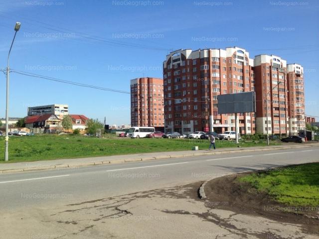 Адрес(а) на фотографии: Бисертская улица, 29, Екатеринбург