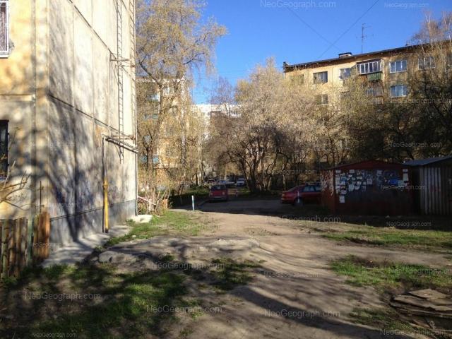 Адрес(а) на фотографии: Посадская улица, 51, 53, 55, Екатеринбург