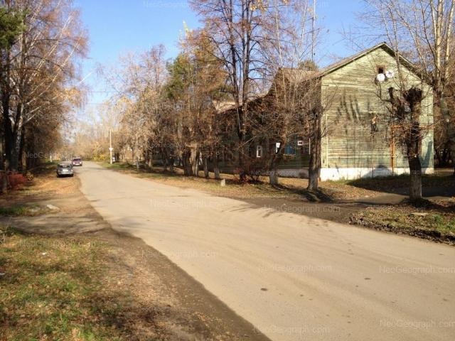 Адрес(а) на фотографии: Запорожский переулок, 6, 8, Екатеринбург