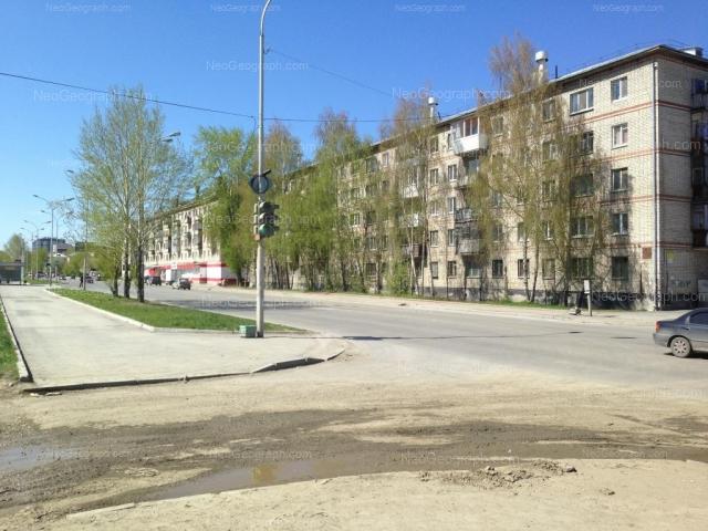 Адрес(а) на фотографии: Расточная улица, 45, 47, Екатеринбург