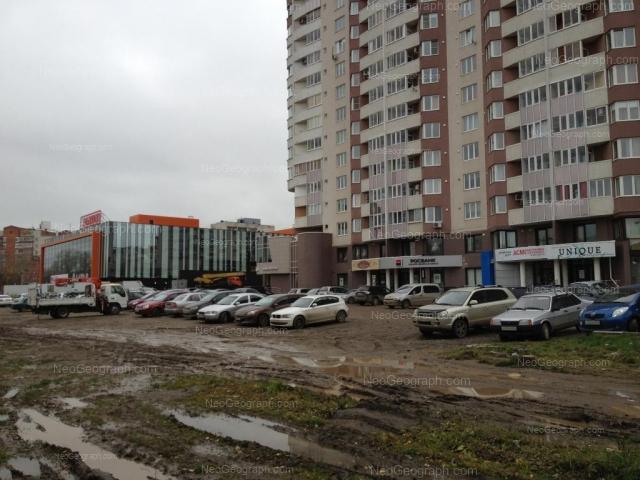 Адрес(а) на фотографии: улица Блюхера, 39, 41, Екатеринбург