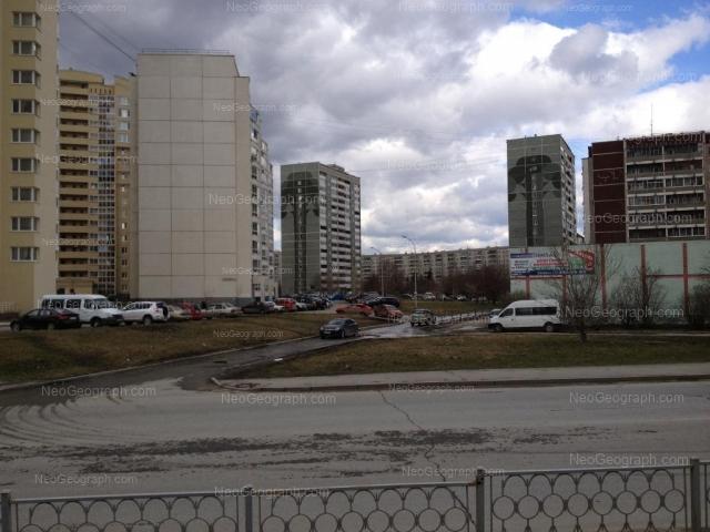 Адрес(а) на фотографии: улица Готвальда, 21/2, 23/1, 25, Екатеринбург