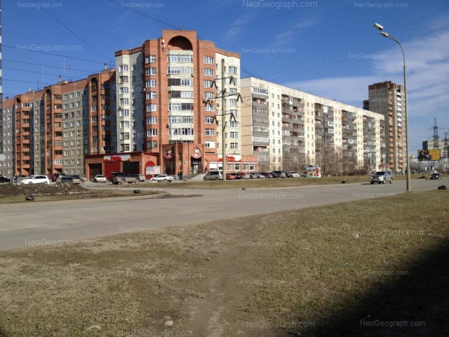 Адрес(а) на фотографии: Таватуйская улица, 2, 4, 6, Екатеринбург