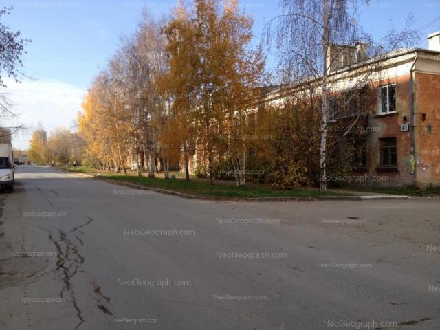 Address(es) on photo: Mnogostanochnikov lane, 12, Yekaterinburg