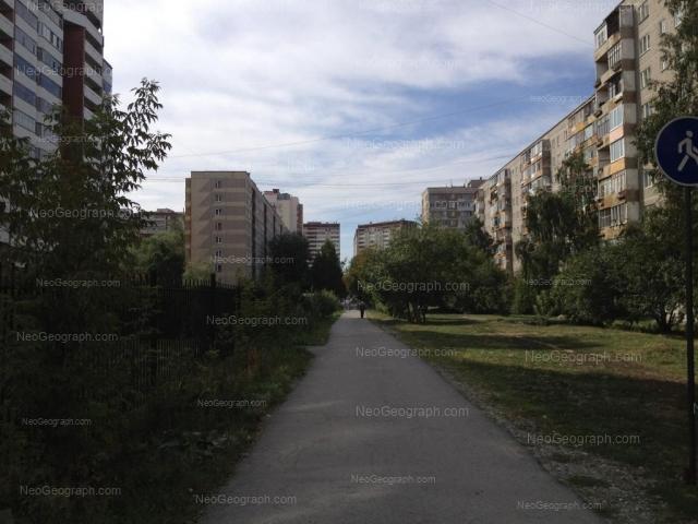 Address(es) on photo: Sireneviy boulevard, 7А, 11, 15, 19А, Yekaterinburg