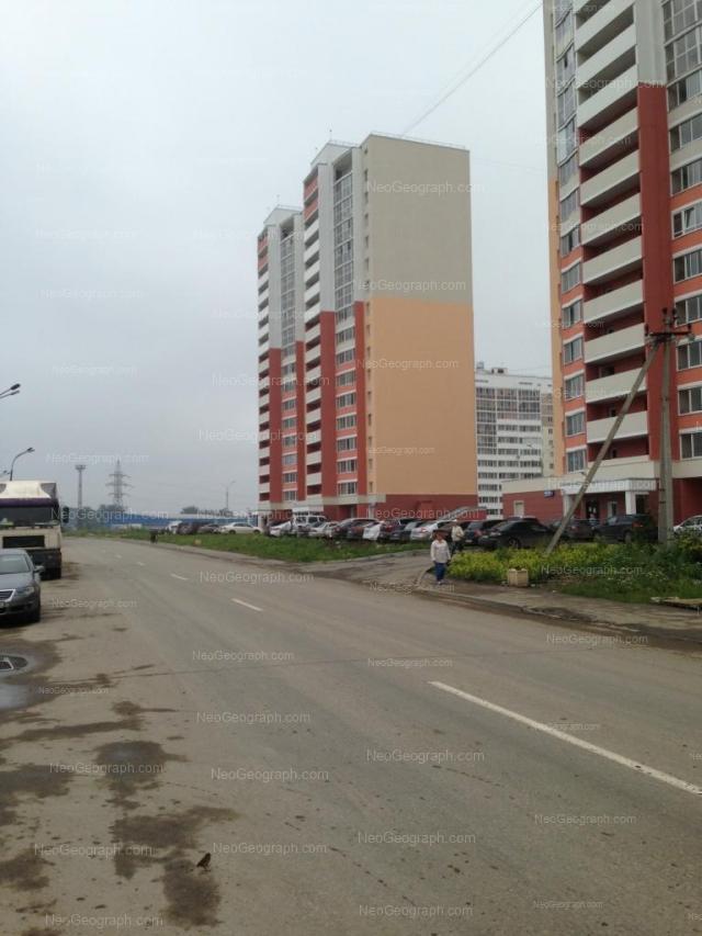 Адрес(а) на фотографии: Совхозная улица, 10, Екатеринбург