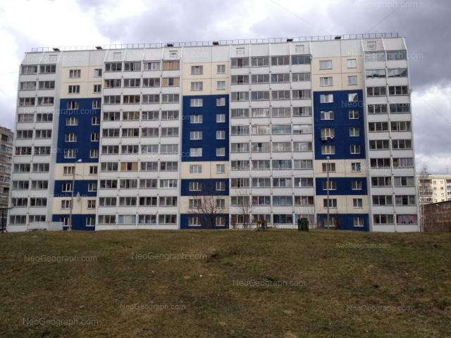Адрес(а) на фотографии: улица Бебеля, 134а, Екатеринбург
