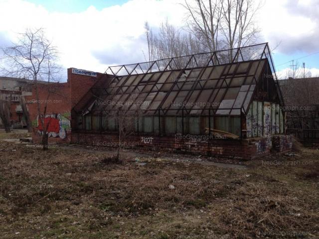 Адрес(а) на фотографии: улица Бебеля, 122А, 122Б, Екатеринбург